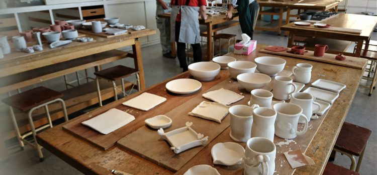 陶芸教室 開催