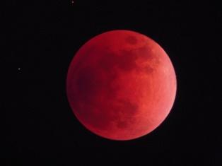 皆既月食 2018.1.31